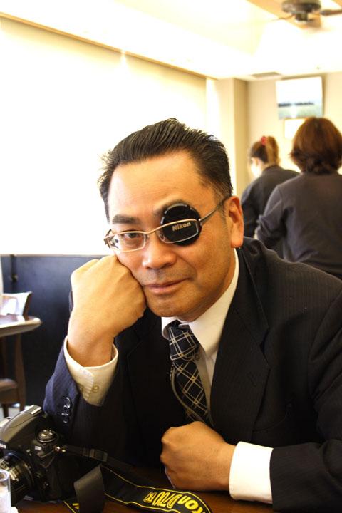 お茶目な加藤先生