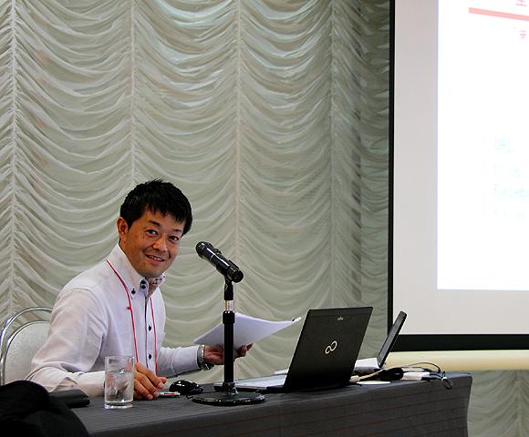 サミット 分科会講演 吉野聡講師