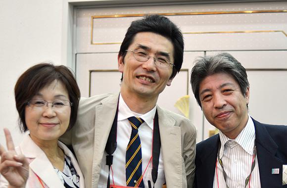 ポータルサイトサミット2012in宮城 懇親会にて