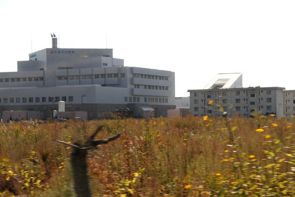 121020 被災した石巻市立病院