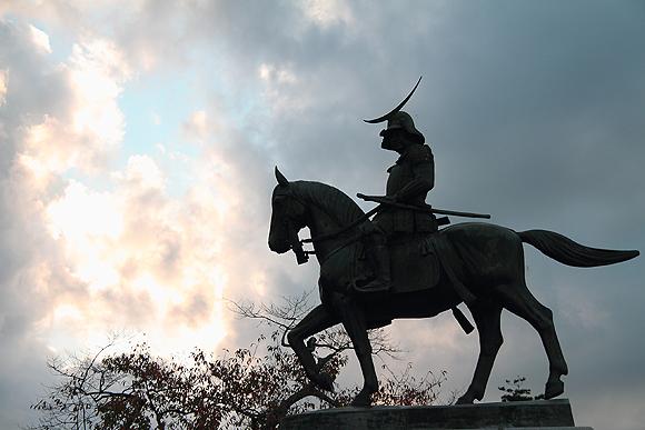 121020 伊達正宗騎馬像