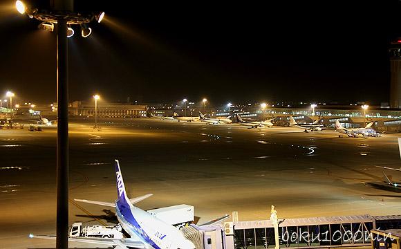 airport at night 1